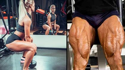 健身效果差,就是沒練腿!2套腿部訓練計劃:初級與高級