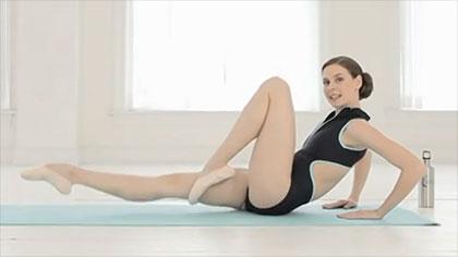 【全身训练】芭蕾女神教你全身减脂塑形