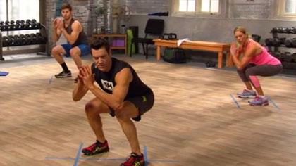 P90_2014全套视频课程05:塑型锻炼-中级
