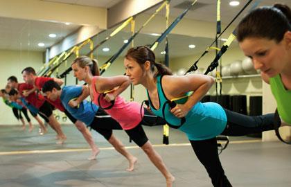 悬挂训练TRX教学 强化你的全身肌肉
