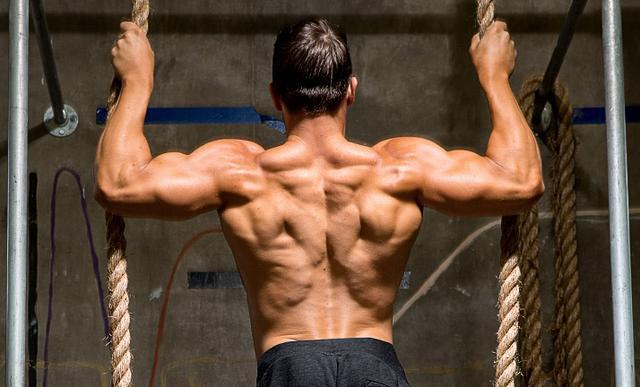 决定背部宽度和厚度的三个动作,你做对了吗?