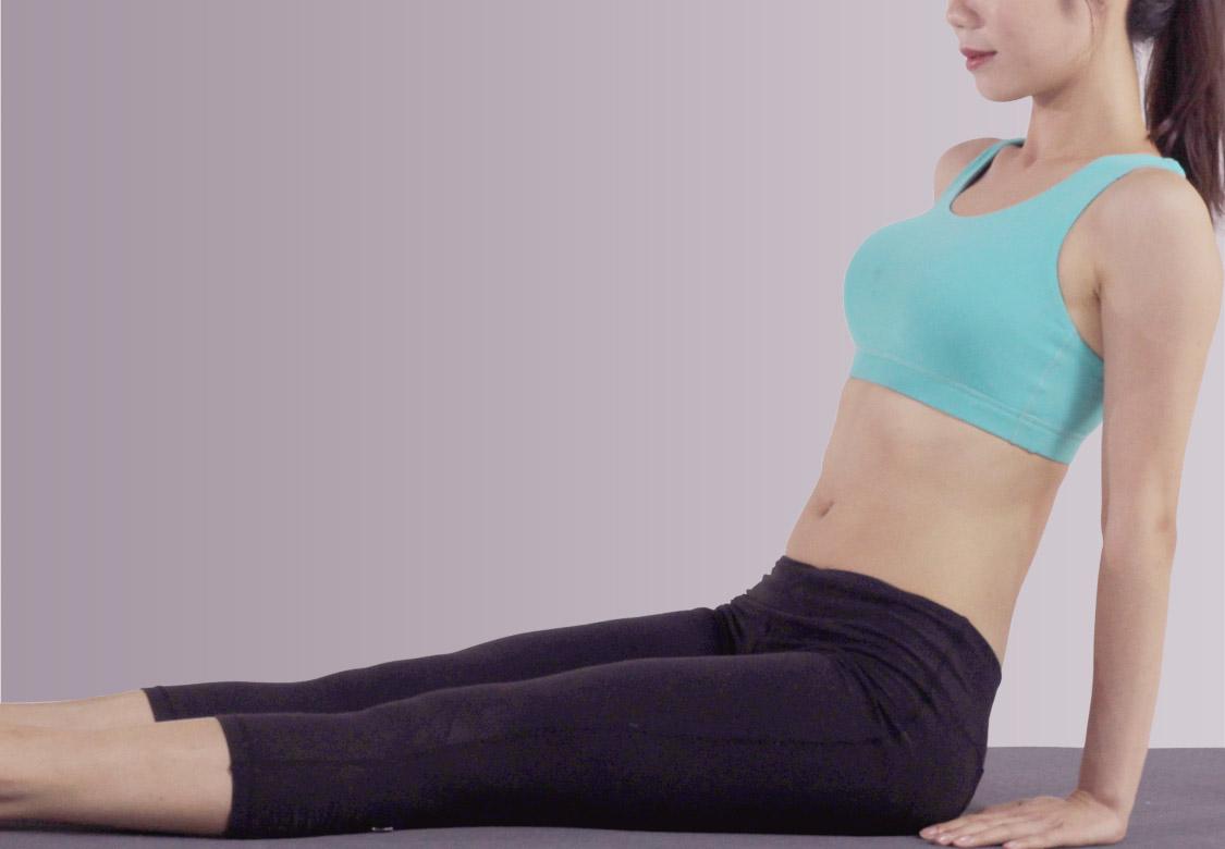 纖體瑜伽-緊致腰腹