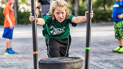 循序渐进练习CrossFit 坚持就是进步