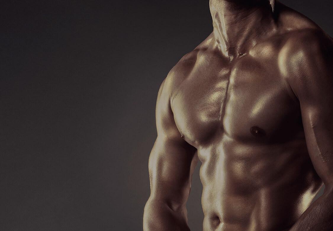 完美胸背打造 - 零基础