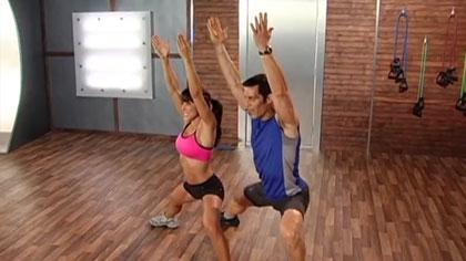 10分鐘健身訓練視頻06:下肢鍛煉