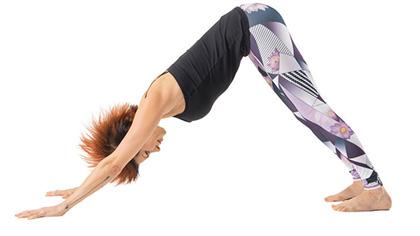 每天一式學瑜伽:下犬式!有效改善頭痛與失眠