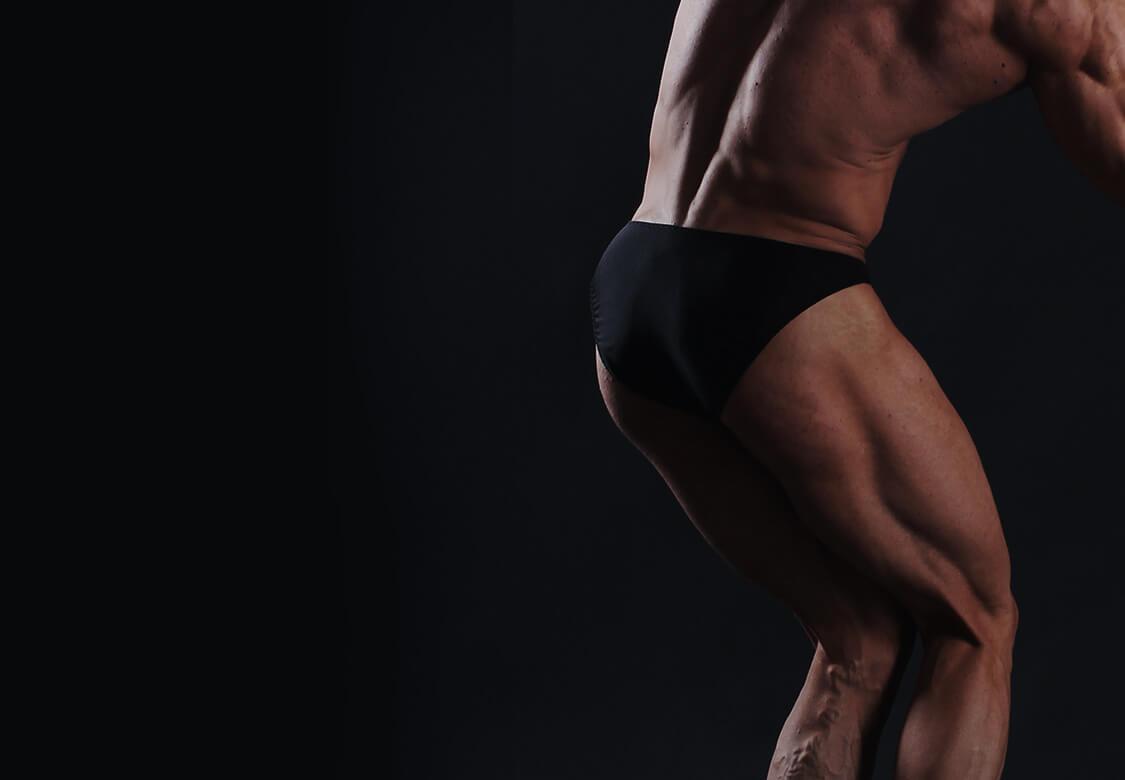 臀線塑造 - 中級