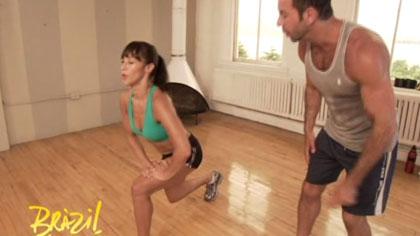 Brazil Butt Lift健身03:臀部霹靂(Bum Bum Rapido)