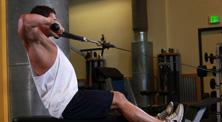 健身房肩部肌肉强化训练-初级(2练/周)