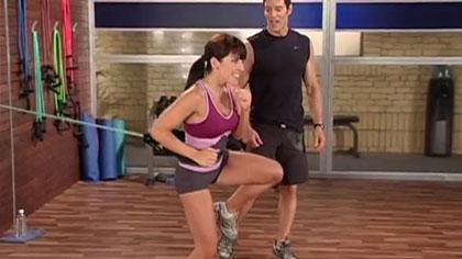 10分钟健身训练视频08:有氧运动