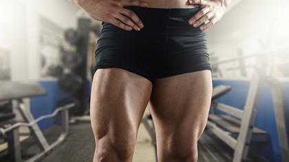 巨人组腿部超级训练!4个动作6分钟燃脂又增肌