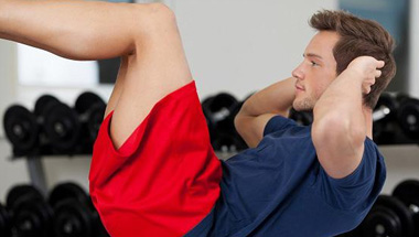 家庭徒手健身,如何安排有效的減脂訓練?