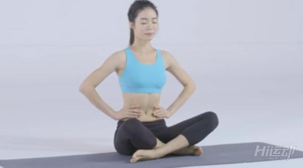 10个动作睡前瑜伽!舒经活血驱除每天疲劳 - 图片3