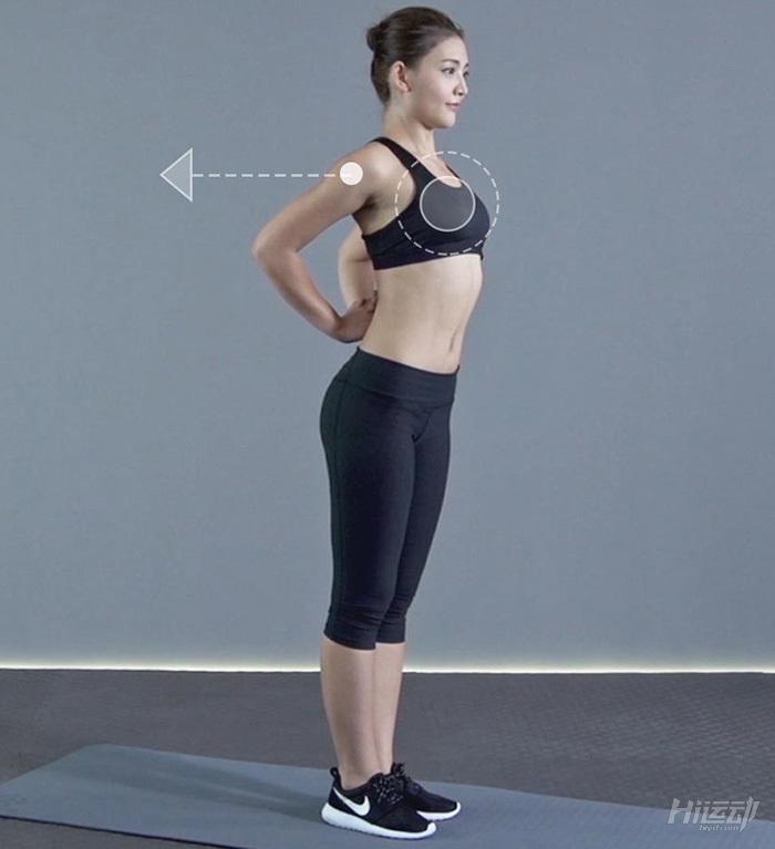 上班族必须要会这4个动作 有效缓解久坐的酸痛 - 图片3