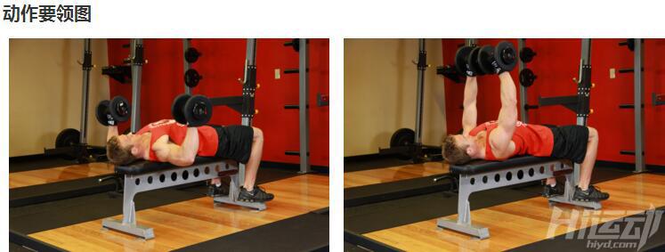别瞎练胸肌 这三个步骤助你打造完美胸肌 - 图片5