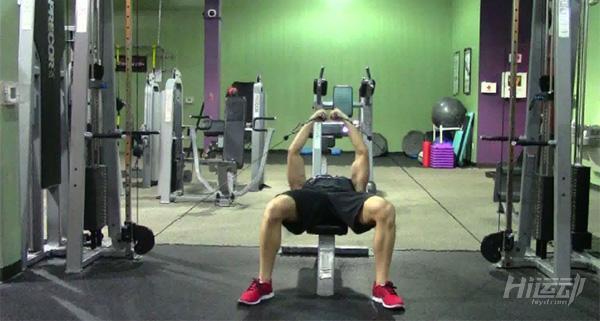 最适合用龙门架训练的5个动作,全面塑造你的身材! - 图片10