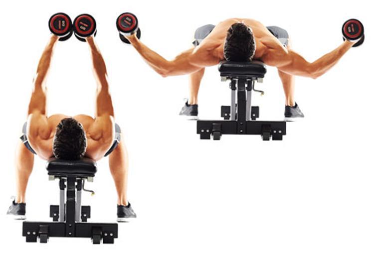 胸肌怎么练 适合男女的胸肌速成法 - 图片6