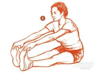 10个拉伸动作图解教程 身材美不美全靠它了 - 图片13