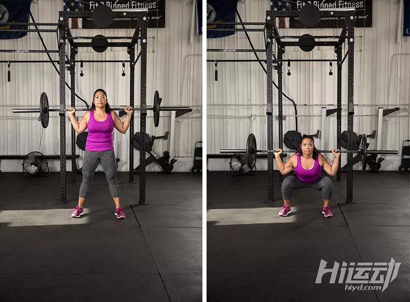 4个腿部抗阻训练助你改善腿部形态,夯实你的根基
