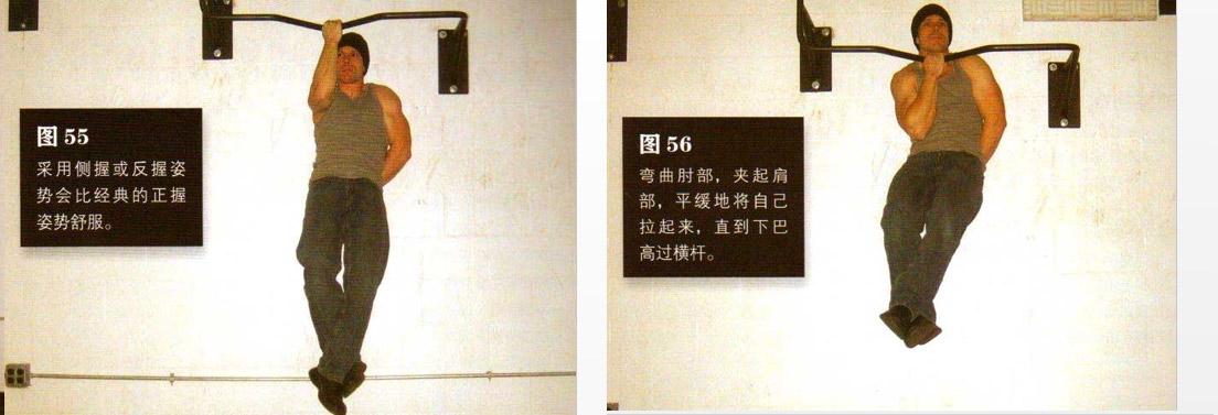 囚徒健身之引体向上 锻炼背部和肱二头 - 图片9