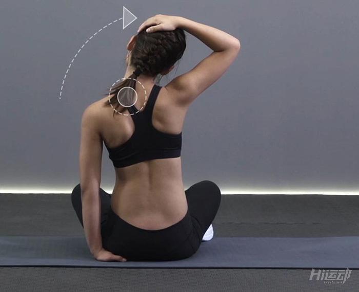 上班族必须要会这4个动作 有效缓解久坐的酸痛 - 图片5