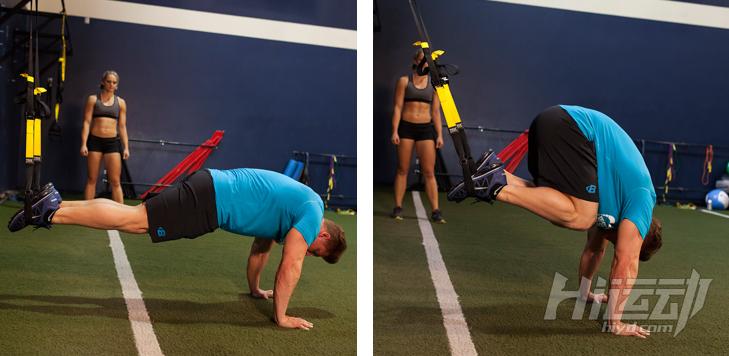 横看成岭侧成峰 科学训练腹肌的方法 - 图片7