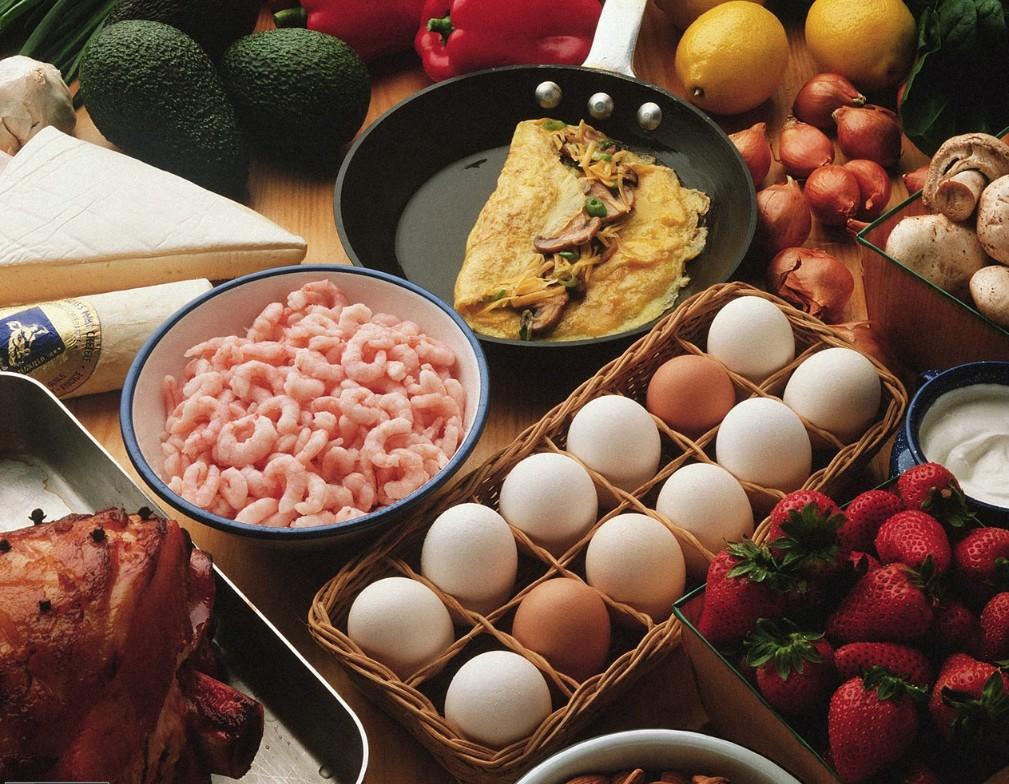 用手掌控制飲食量 簡單簡單吃出健康 - 圖片1