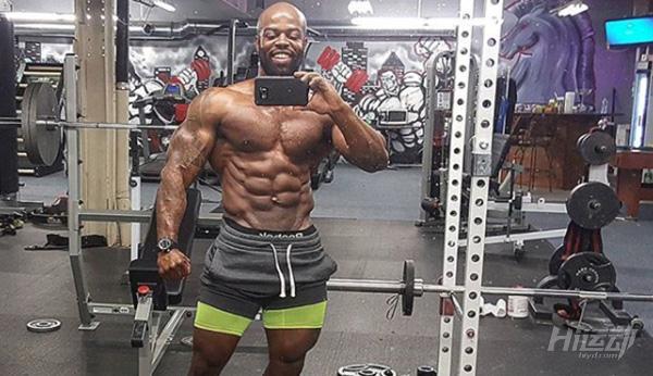 腹肌最硬的男人!他的腹肌训练计划,一般人做不了! - 图片19
