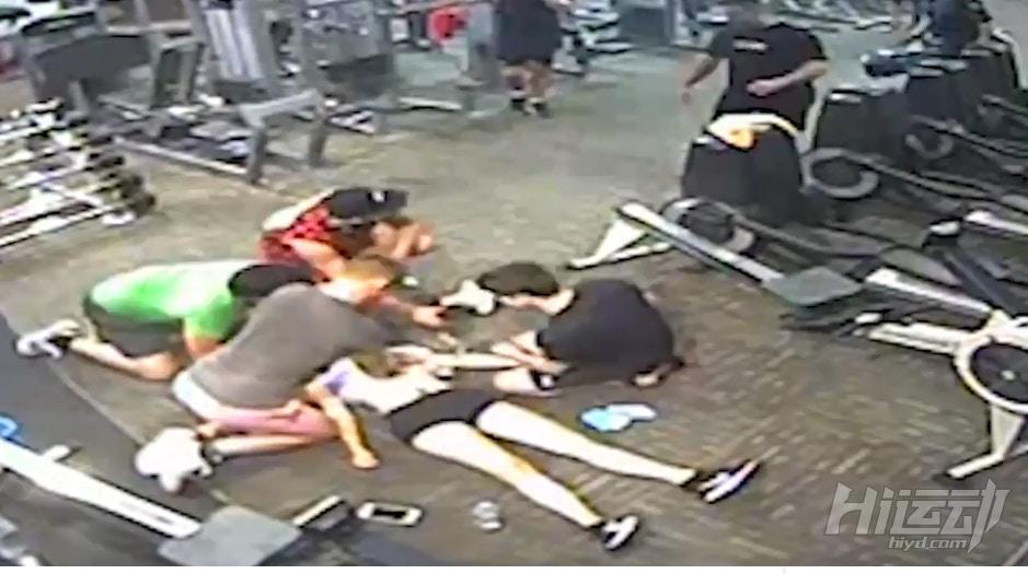 澳洲女有心脏隐疾不自知健身时突然晕倒昏迷3天后捡回一命 - 图片2