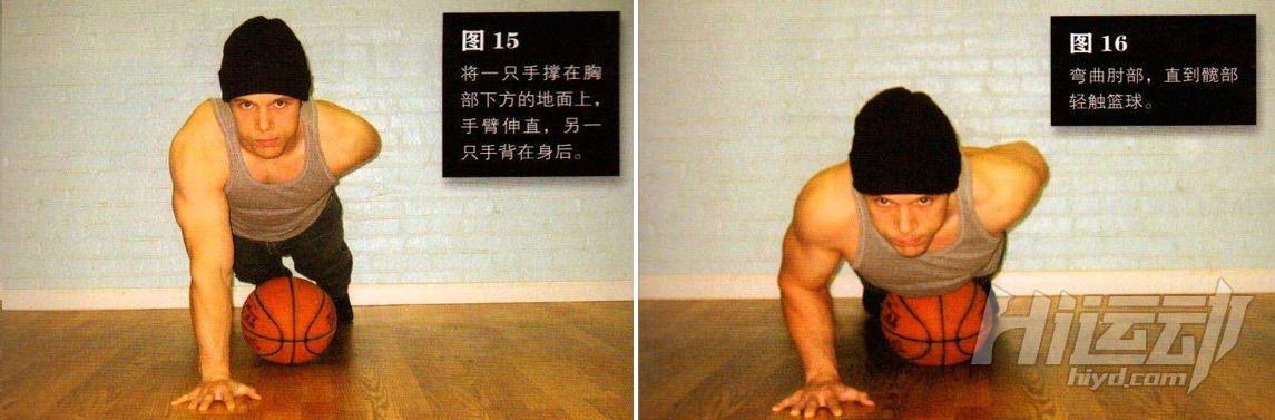 囚徒健身之俯卧撑教学 锻炼你的胸肌 - 图片8
