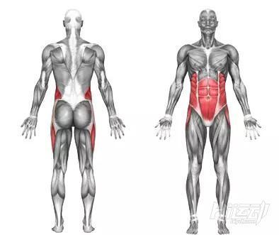 10个腹肌锻炼效果明显的健身动作 - 图片13