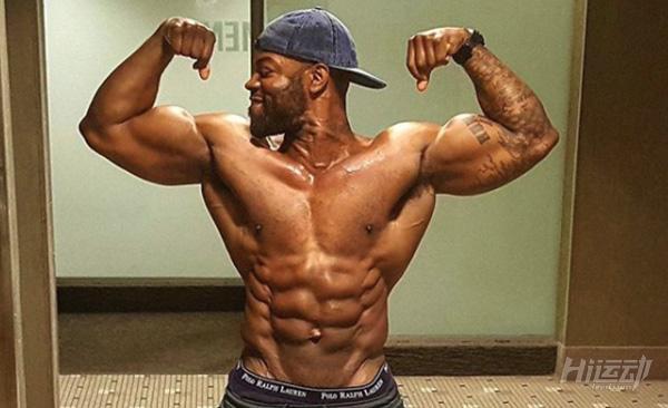 腹肌最硬的男人!他的腹肌训练计划,一般人做不了! - 图片18