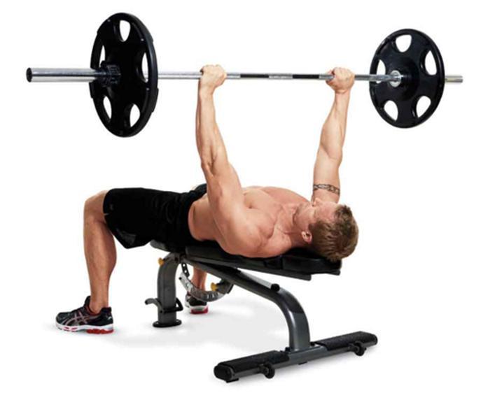 胸肌怎么练 适合男女的胸肌速成法 - 图片8