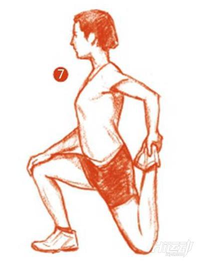 10个拉伸动作图解教程 身材美不美全靠它了 - 图片11