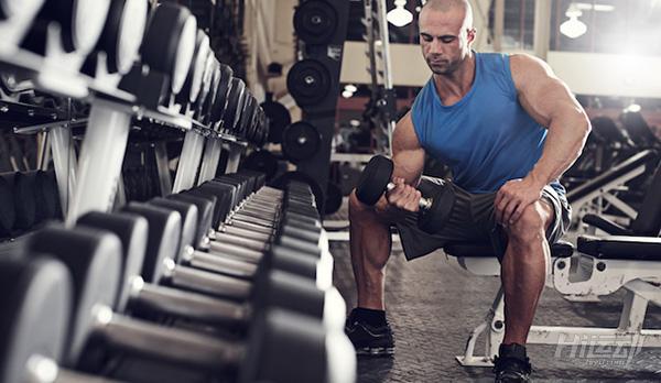 1个哑铃8个动作锻炼全身肌肉!不用再跑健身房了 - 图片2