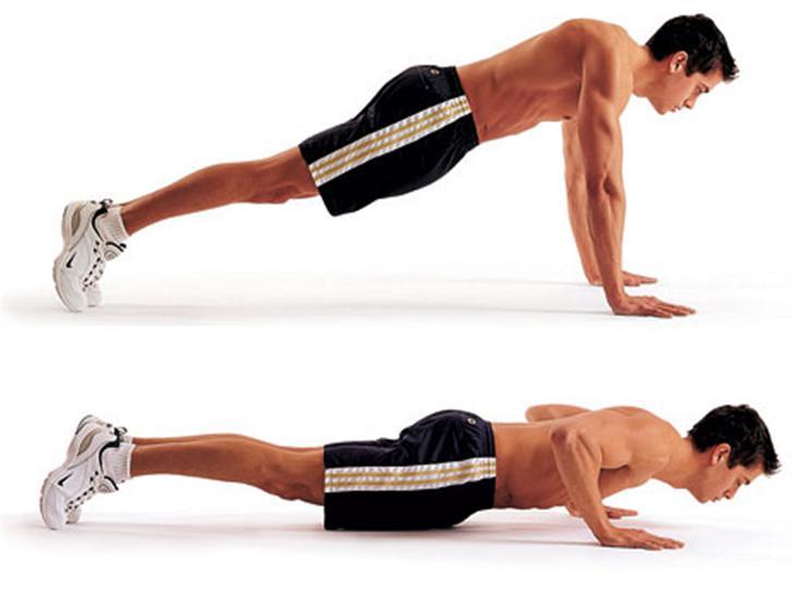 胸肌怎么练 适合男女的胸肌速成法 - 图片4