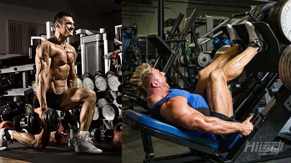 健身效果差,就是没练腿!2套腿部训练计划:初级与高级 - 图片4