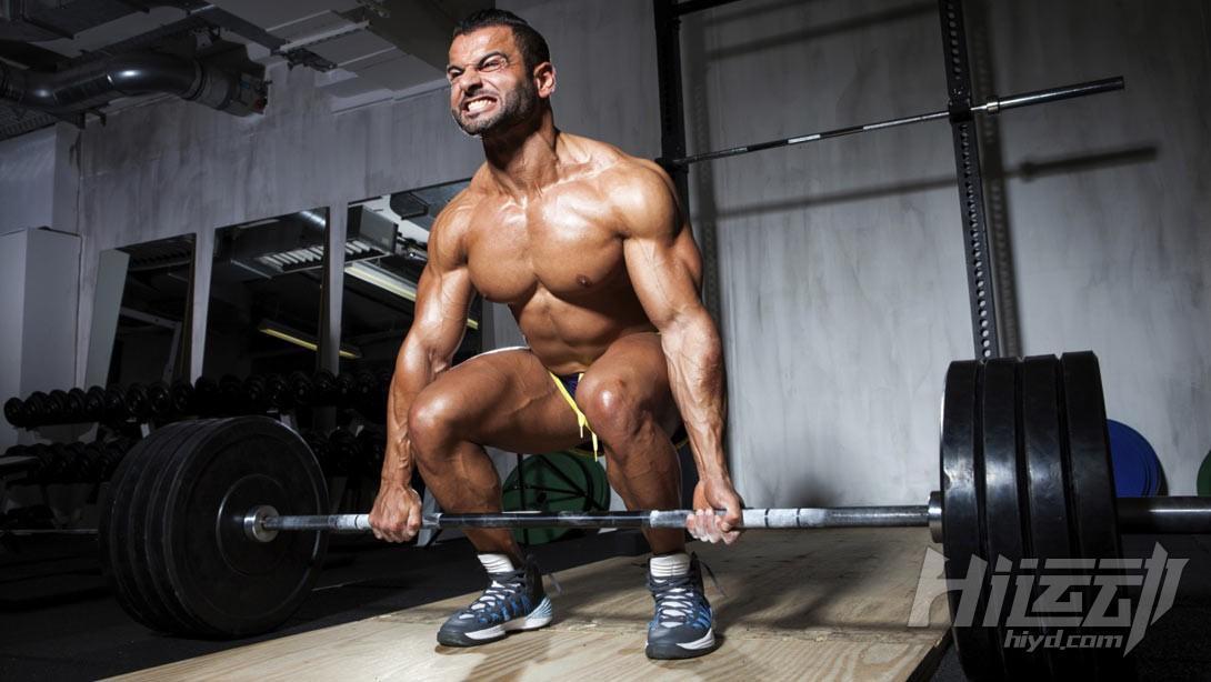 锻炼全身肌肉 4个技巧提升你的硬拉水平 - 图片3
