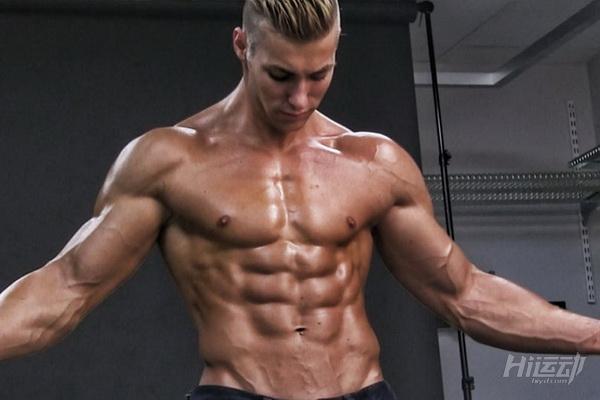 腹肌马甲线训练计划 每天8个动作20分钟 - 图片3