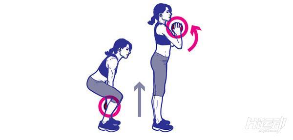1个哑铃8个动作锻炼全身肌肉!不用再跑健身房了 - 图片8