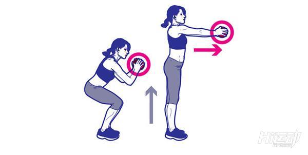 1个哑铃8个动作锻炼全身肌肉!不用再跑健身房了 - 图片6