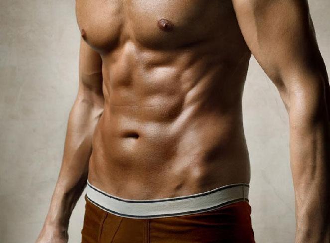 练腹肌的三个步骤 胖子也能变成型男 - 图片1
