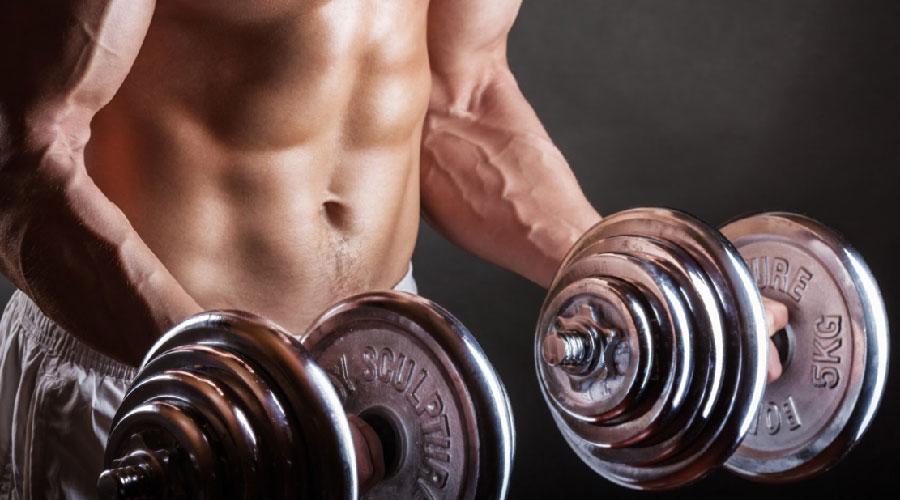 7个最常用的哑铃动作 在家练出大肌肉 - 图片1