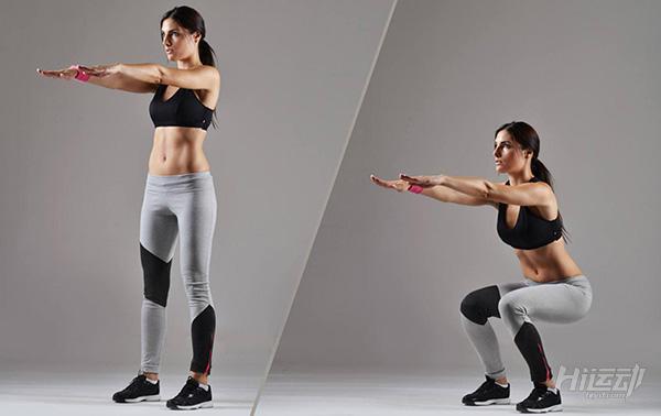 臀,胸与背部的3个基础训练动作,新手从这里开始