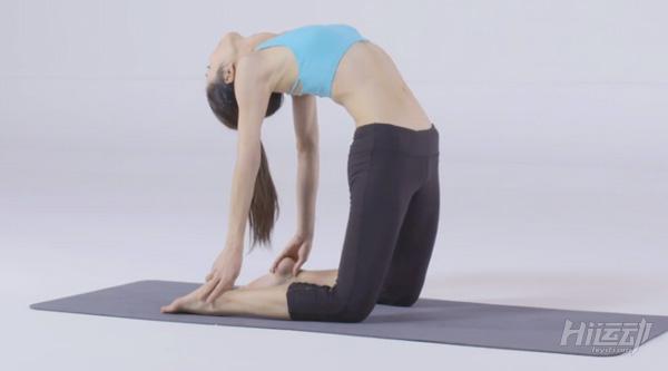 10个动作睡前瑜伽!舒经活血驱除每天疲劳 - 图片10