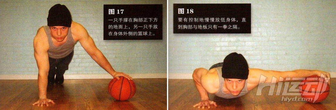 囚徒健身之俯卧撑教学 锻炼你的胸肌 - 图片9