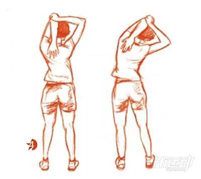 10个拉伸动作图解教程 身材美不美全靠它了 - 图片8