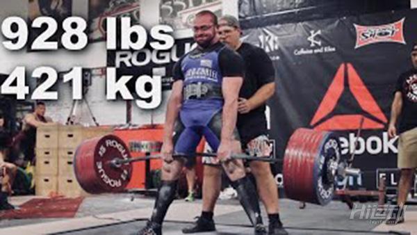 成为健身房中的硬拉王者,达到400kg硬拉必须要练的5个动作 - 图片1