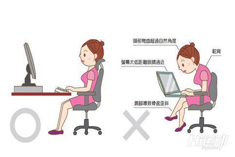 上班族必须要会这4个动作 有效缓解久坐的酸痛 - 图片6