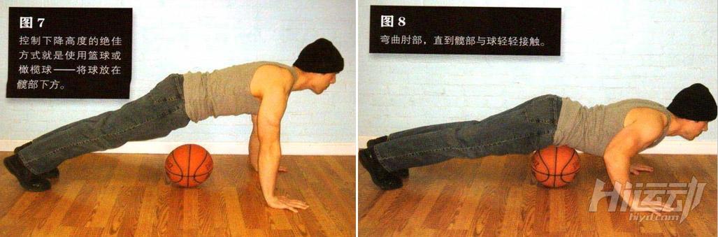 囚徒健身之俯卧撑教学 锻炼你的胸肌 - 图片4